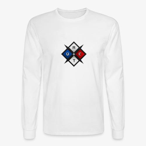 RTQC Logo - Men's Long Sleeve T-Shirt