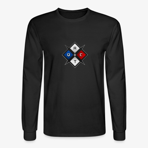 RTQC Logo - Men's Long Sleeve T-Shirt