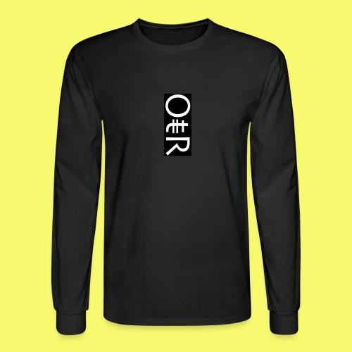 OntheReal coal - Men's Long Sleeve T-Shirt