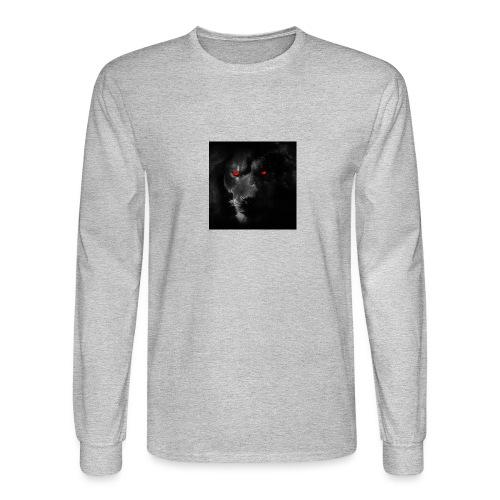 Black ye - Men's Long Sleeve T-Shirt