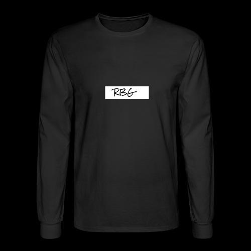RBG - Men's Long Sleeve T-Shirt