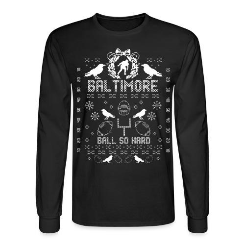 BSHU Sweater - Men's Long Sleeve T-Shirt