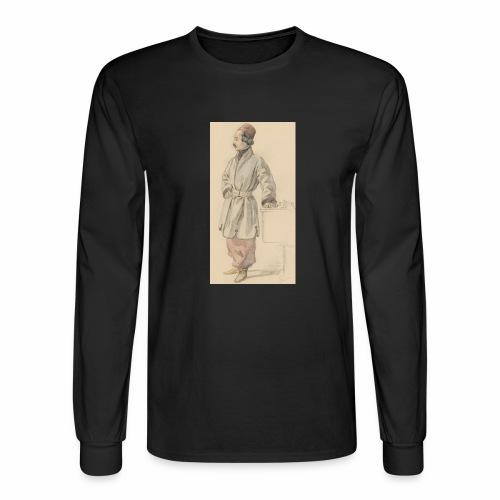 rs portrait sp 01 - Men's Long Sleeve T-Shirt