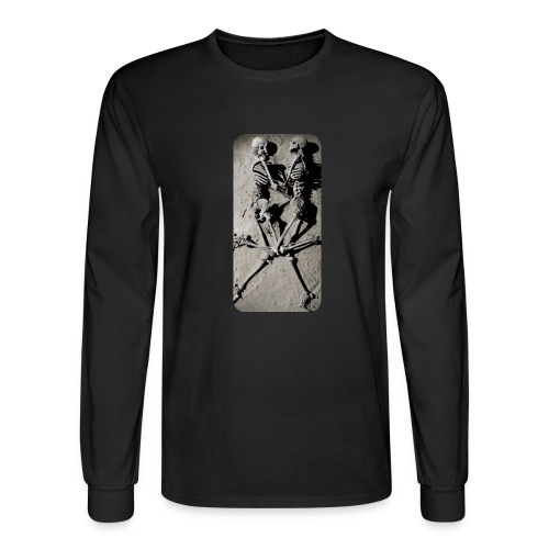 iphone skeletons - Men's Long Sleeve T-Shirt