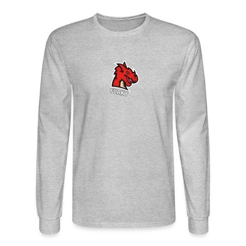 FurkyYT - Men's Long Sleeve T-Shirt