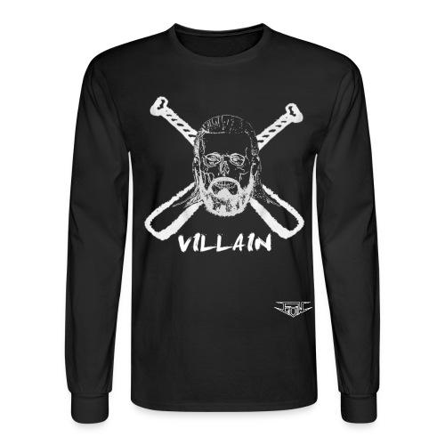 Baine skull V2 - Men's Long Sleeve T-Shirt