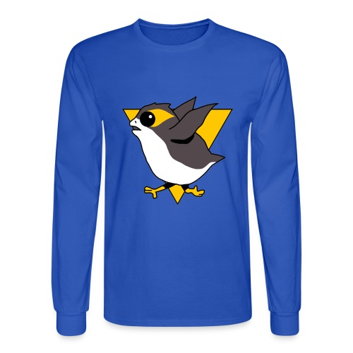 Pittsburgh Porguins - Men's Long Sleeve T-Shirt