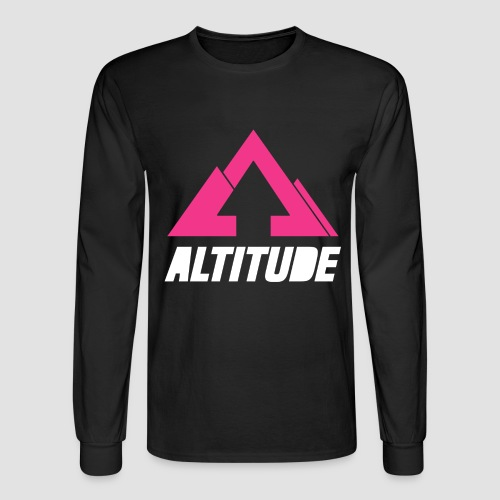 Empire Collection - Pink - Men's Long Sleeve T-Shirt