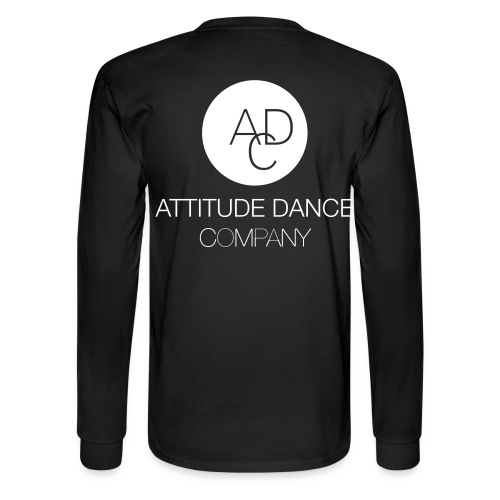 ADC Logo - Men's Long Sleeve T-Shirt