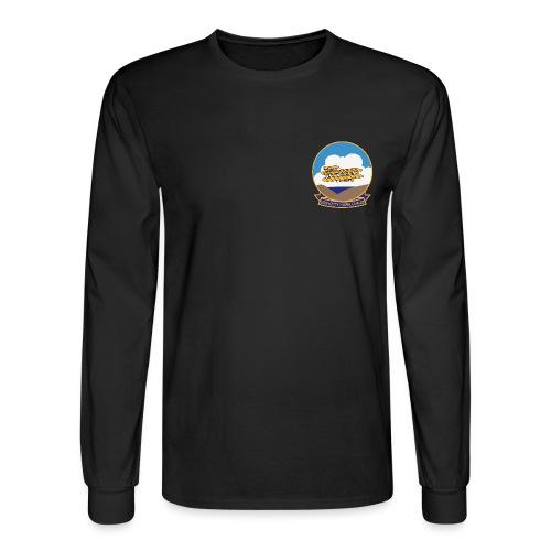 KITTYHAWK 66-67 - Men's Long Sleeve T-Shirt