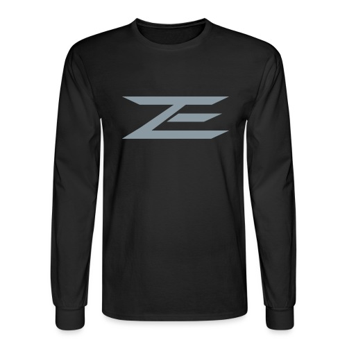 Final_ZACH_LOGO - Men's Long Sleeve T-Shirt