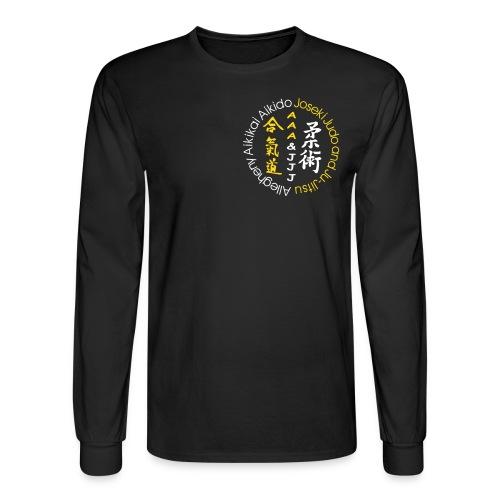 AAAandJJJ Logo - Men's Long Sleeve T-Shirt