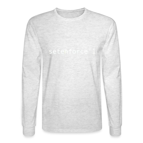 setenforce 1 - Men's Long Sleeve T-Shirt