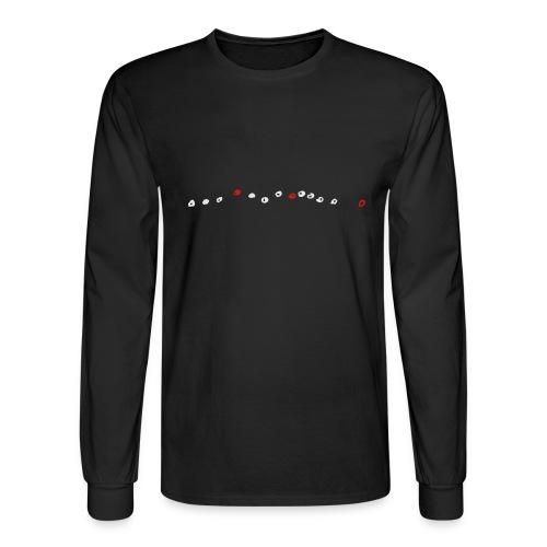 Bear McCreary: Thirteen Notes - Men's Long Sleeve T-Shirt