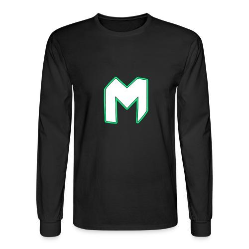 Player T-Shirt | Lean - Men's Long Sleeve T-Shirt