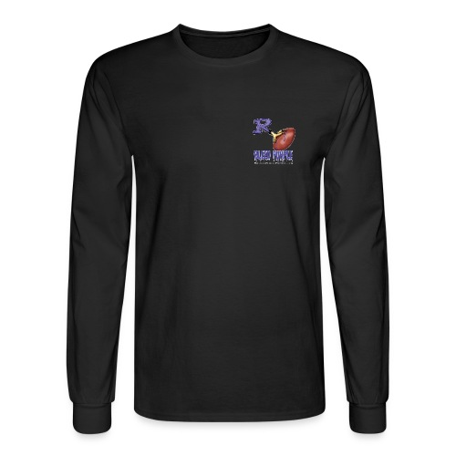 bleed small - Men's Long Sleeve T-Shirt