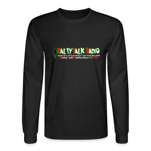 str front png - Men's Long Sleeve T-Shirt