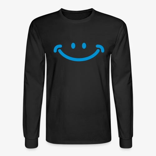 Happy Mug - Men's Long Sleeve T-Shirt