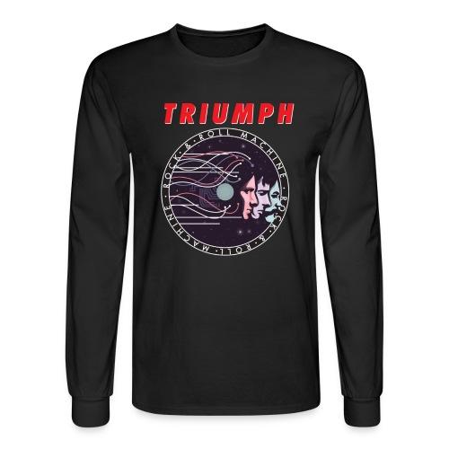 TRIUMPH RockandRollMachine - Men's Long Sleeve T-Shirt