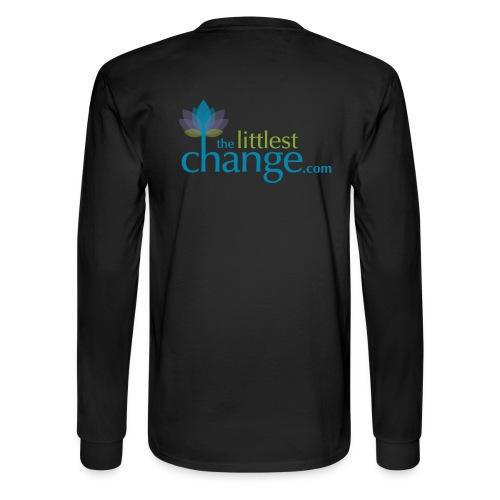 Teach, Love, Nurture - Men's Long Sleeve T-Shirt