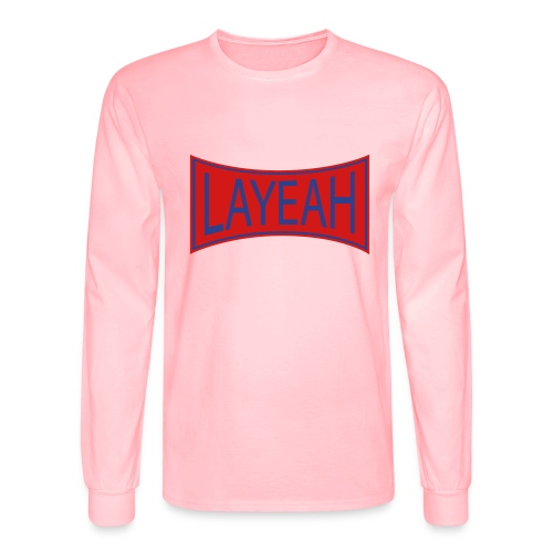 White LaYeah Shirts - Men's Long Sleeve T-Shirt