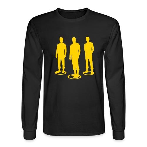 Pathos Ethos Logos 2of2 - Men's Long Sleeve T-Shirt
