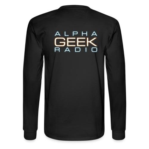AGR Logo - Men's Long Sleeve T-Shirt
