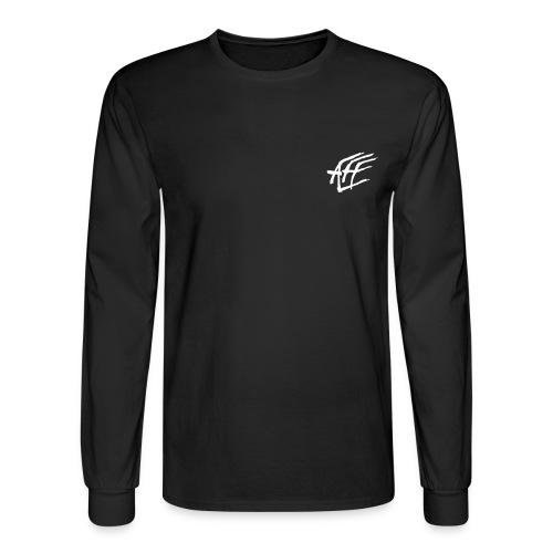 AFTERHOURSLOGOHANDshirtre - Men's Long Sleeve T-Shirt