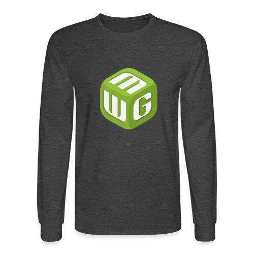 MiniWarGaming T-Shirt (L) Men's Fruit of the Loom - Men's Long Sleeve T-Shirt