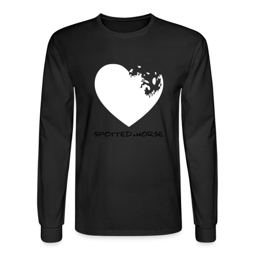 Appaloosa Heart - Men's Long Sleeve T-Shirt