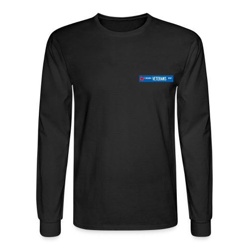 Veterans png - Men's Long Sleeve T-Shirt