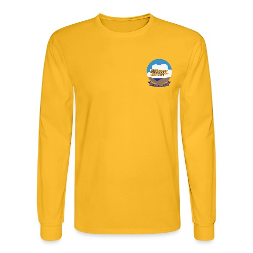 KITTYHAWK 02 - Men's Long Sleeve T-Shirt