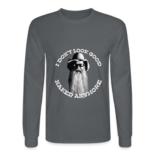 idlgna 1 gif - Men's Long Sleeve T-Shirt
