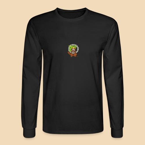 Rockhound reduce size4 - Men's Long Sleeve T-Shirt