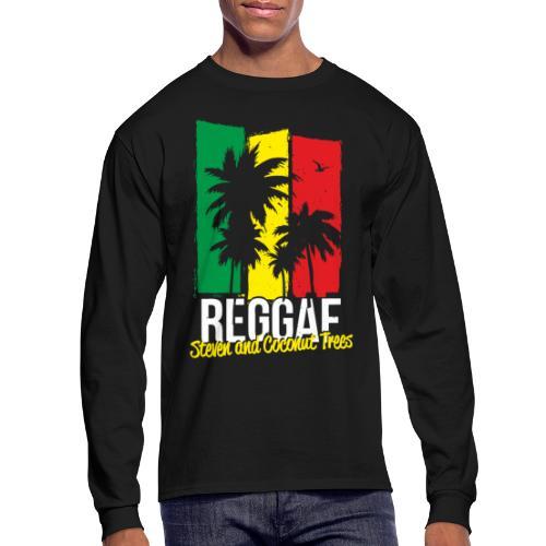 reggae - Men's Long Sleeve T-Shirt