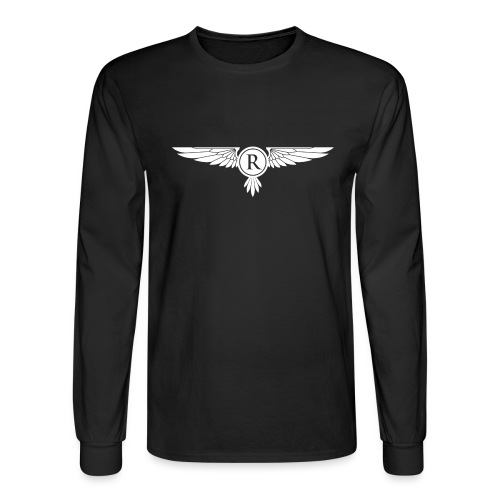 Ruin Gaming White - Men's Long Sleeve T-Shirt