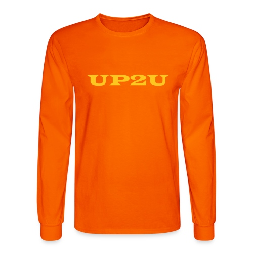 UP2U - Men's Long Sleeve T-Shirt