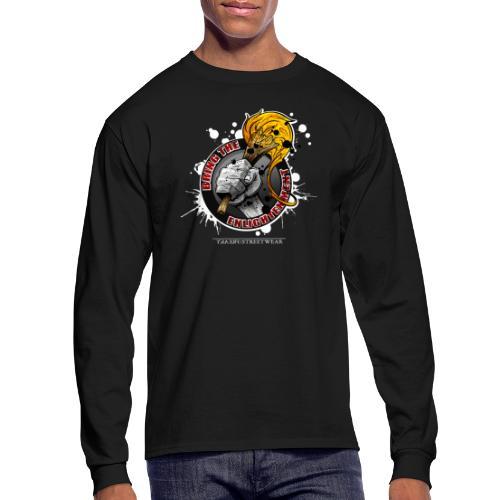 bring the enlightment - Men's Long Sleeve T-Shirt