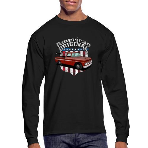 American Original RED - Men's Long Sleeve T-Shirt