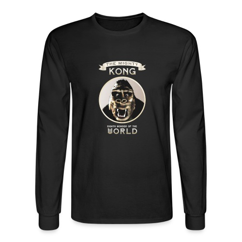 Classic Kong - Men's Long Sleeve T-Shirt