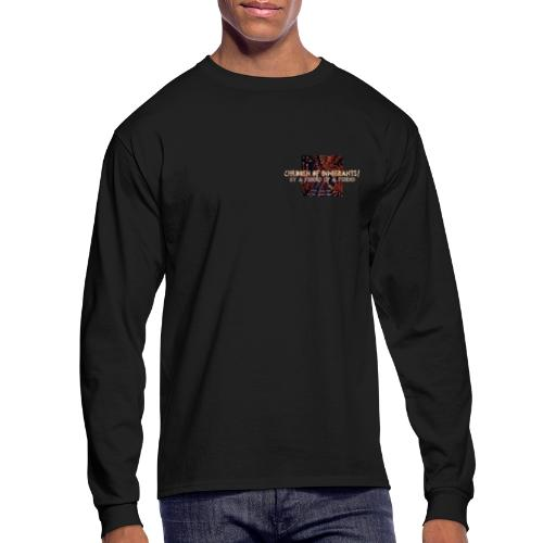 COI PATTERN BY a friend of a friend - Men's Long Sleeve T-Shirt