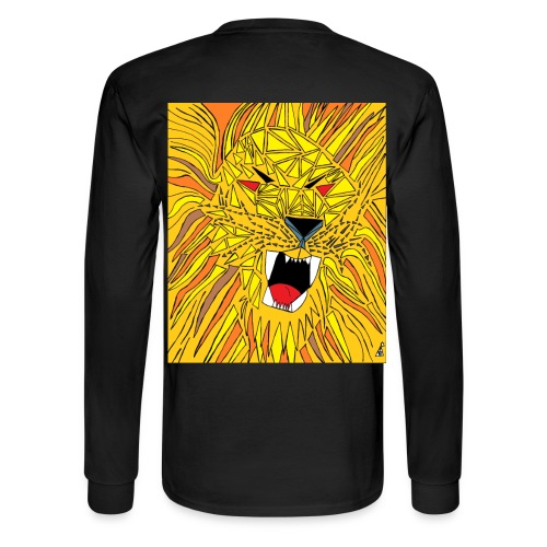 Power - Men's Long Sleeve T-Shirt