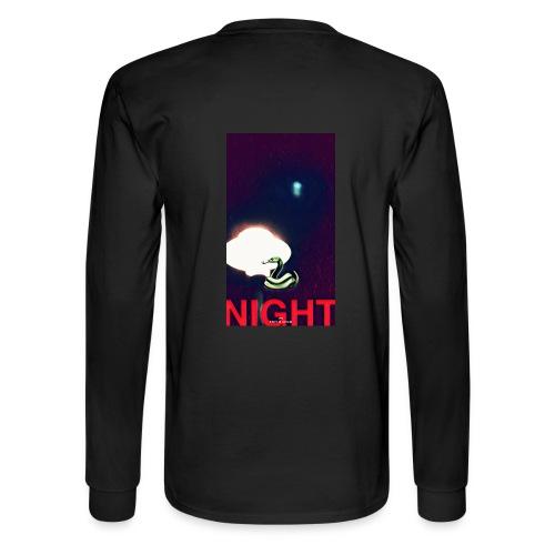 NIGHTLIGHT - Men's Long Sleeve T-Shirt