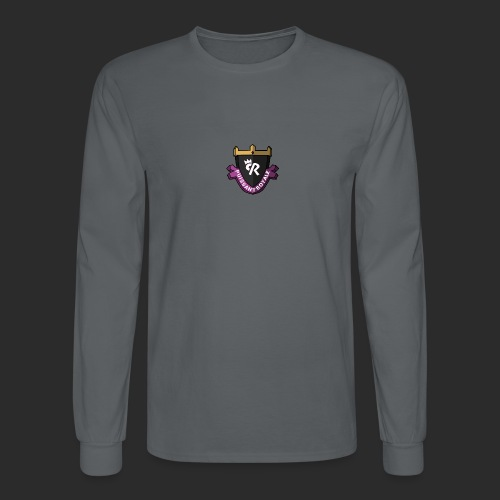Puissant Royale Logo - Men's Long Sleeve T-Shirt