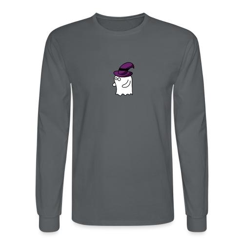 Little Ghost - Men's Long Sleeve T-Shirt