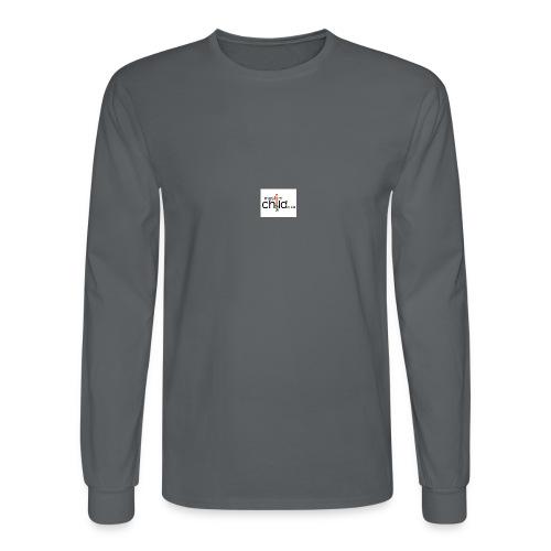 muslimchildlogo - Men's Long Sleeve T-Shirt
