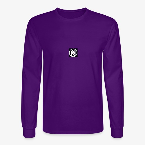 NV - Men's Long Sleeve T-Shirt
