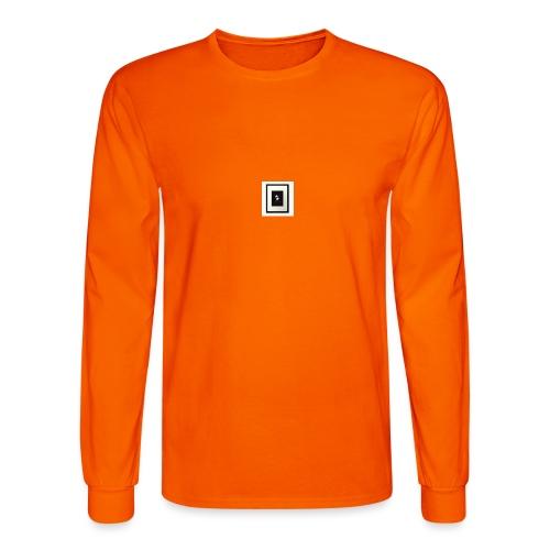 Dabbing pandas - Men's Long Sleeve T-Shirt