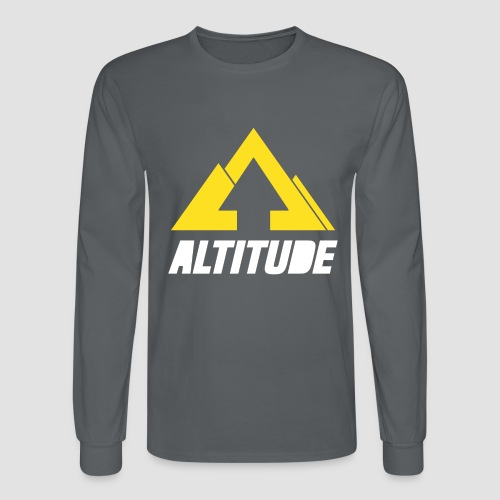 Empire Collection - Yellow - Men's Long Sleeve T-Shirt