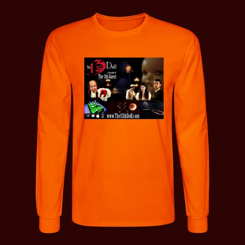 The 13th Doll Cast and Puzzles - Men's Long Sleeve T-Shirt